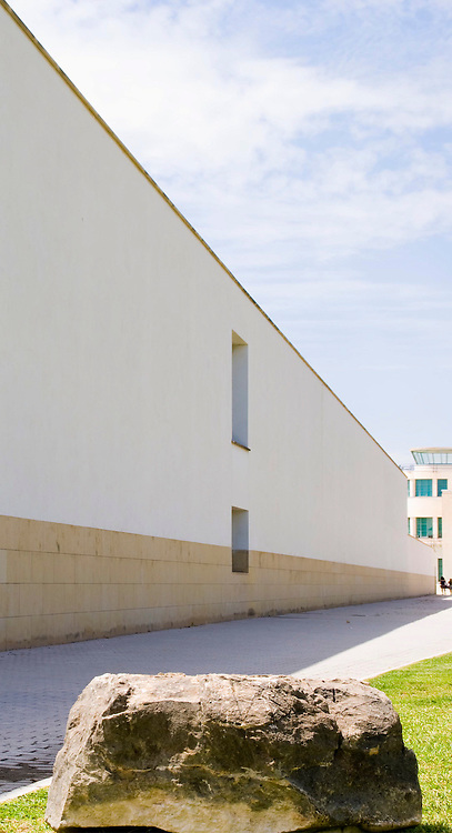Rectorado de la Universidad de Alicante. Alvaro Siza Architect