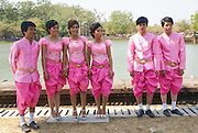 Traditional Combodian dancers at Angkor Wat