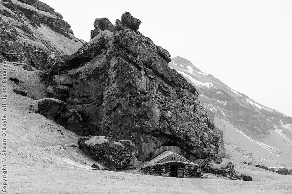 Rútshellir Cave