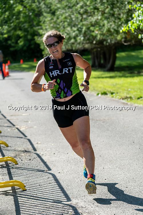 Duathlon at the 2019 Ticonderoga Triathlon Festival