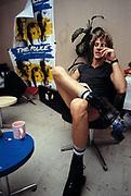 Stewart Copeland The Police  London 1980