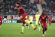 Pablo Castro (Bordeaux) pictured in action during the first leg of the Uefa Europa League play-off match between Kaa Gent and Girondins de Bordeaux on August 23, 2018 in Ghent, Belgium, Photo Vincent Van Doornick / Isosport / Pro Shots / ProSportsImages / DPPI