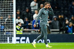 Harry Kane of Tottenham Hotspur - Rogan/JMP - 01/10/2019 - FOOTBALL - Tottenham Hotspur Stadium - London, England - Tottenham Hotspur v Bayern Munich - UEFA Champions League Group B.