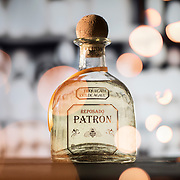 Patrón Tequila product photography, photographed by commercial and advertising photographer Stuart Freeman in the Hype Photography studio.