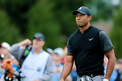 September 8, 2018 - Newtown Square, Pennsylvania, United States - Tiger Woods walks off the 11th hole during the third round of the 2018 BMW Championship. (Credit Image: © Debby Wong/ZUMA Wire)