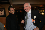 DAVID LINLEY AND SIR TIMOTHY CLIFFORD, MAVISBANK  HOUSE JEWELRY BOX, Private Preview of the Grosvenor House Art and Antiques Fair. 13 June 2007.  -DO NOT ARCHIVE-© Copyright Photograph by Dafydd Jones. 248 Clapham Rd. London SW9 0PZ. Tel 0207 820 0771. www.dafjones.com.