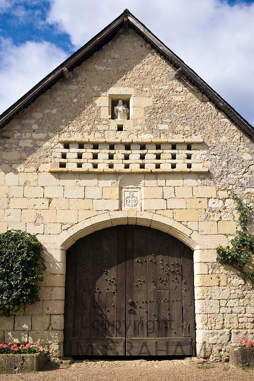 Fontevraud de L'Abbaye, Loire Valley, France