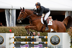 Cordon Pilar, ESP, Galine de Cour Zichelhof<br /> FEI Nations Cup of Belgium<br /> CSIO Lummen 2017<br /> © Hippo Foto - Dirk Caremans<br /> 28/04/2017