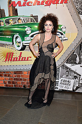 HELENA BONHAM-CARTER at A Night of Motown in aid of Save The Children UK held at The Roundhouse, Chalk Farm Road, London on 3rd March 2016.