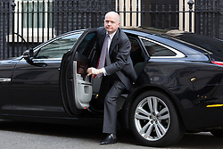 © Licensed to London News Pictures. 10/03/2015. London, UK. William Hague arrives for a cabinet meeting at 10 Downing Street in London on Tuesday 10th March 2015. Photo credit : Vickie Flores/LNP
