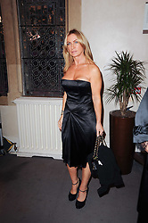 MEG MATTHEWS at the Inspiration Awards For Women held at Cadogan Hall, Sloane Terrace, London on 6th October 2010.