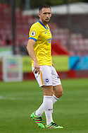Brighton and Hove Albion midfielder Andrew Crofts (48) portrait during the EFL Trophy Southern Group G match between AFC Wimbledon and Brighton and Hove Albion U21 at The People's Pension Stadium, Crawley, England on 22 September 2020.