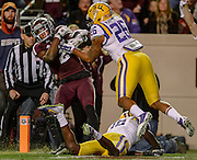 Nov 27, 2014, College Station, Tx. The Texas A&M Aggies play against the LSU Tigers at Kyle Field. Photography credit: Thomas Campbell/Texags.com
