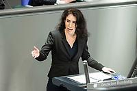 05 MAR 2021, BERLIN/GERMANY:<br /> Mariana Iris Harder-Kuehnel, MdB, AfD, waehrend der Debatte zum Internationalen Frauentag; Plenum, Reichstagsgebaeude, Deutscher Bundestag<br /> IMAGE: 20210305-01-013<br /> KEYWORDS: Mariana Iris Harder-Kühnel