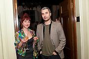 SILVIA QUINTANILLA; FRANCESCO RUGI, Wallpaper Design Awards 2012. 10 Trinity Square<br /> London,  11 January 2011.