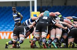Bath's Jonny Keh.  - Mandatory byline: Alex Davidson/JMP - 07966386802 - 30/01/2016 - RUGBY - Sandy Park -Exeter,England - Exeter Chiefs u18's v Bath Rugby u18's - U18 League