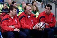 Photo: Richard Lane.<br /> England v Wales. RBS Six Nations. 04/02/2006.