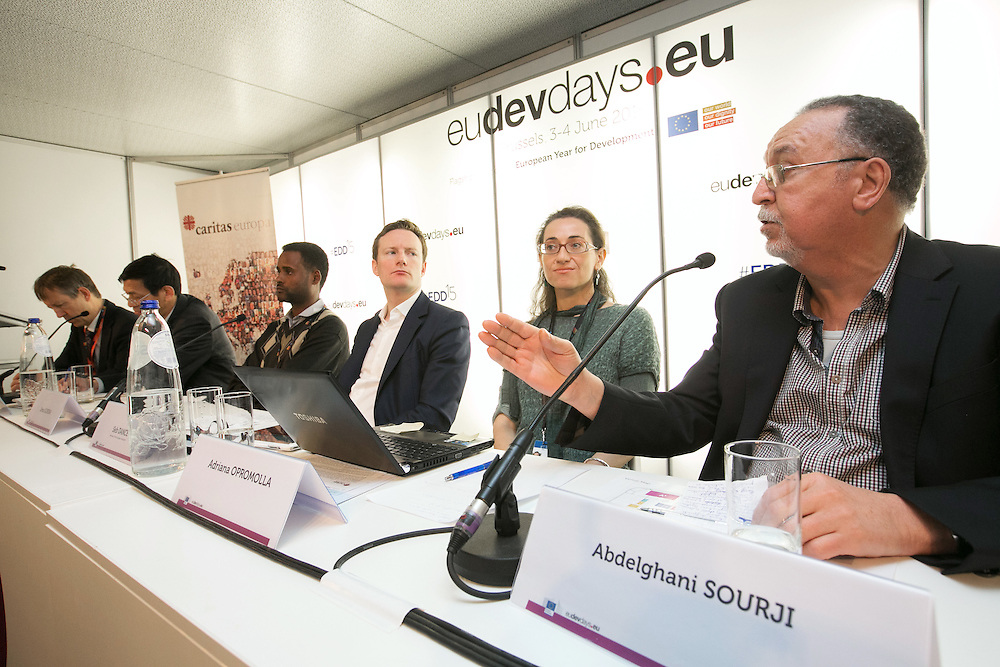03 June 2015 - Belgium - Brussels - European Development Days - EDD - Food - Small-scale farming and sustainable food systems © European Union
