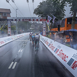 ARNHEM (NED) CYCLING, SIMAC LADIES TOUR,   August 29th 2021, <br /> Rainy final stage