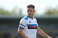 Ian Henderson during the EFL Sky Bet League 1 match between Burton Albion and Rochdale at the Pirelli Stadium, Burton upon Trent, England on 4 August 2018.