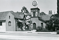 1979 A&M Records, formerly Chaplin Studios on La Brea Ave.
