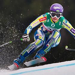 20110213: GER, 2011 FIS Alpine World Ski Championships Garmisch-Partenkirchen, Downhill Ladies