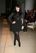 Martine McCutcheon attends Not Another Burns night. St. Martin's Lane Hotel.  Monday 3rd March 2008.<br />