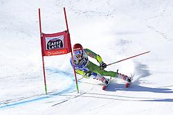 March 16, 2019 - Andorra La Vella, Andorra - Zan Kranjec of Slovenian Ski Team, during Men's Giant Slalom Audi FIS Ski World Cup race, on March 16, 2019 in El Tarter, Andorra. (Credit Image: © Joan Cros/NurPhoto via ZUMA Press)