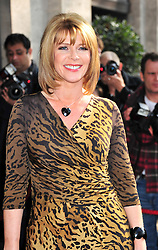 © under license to London News Pictures. 08/03/11.Ruth Langsford Red carpet arrivals for the 2011 TRIC (The Television & Radio Industries Club) Awards at Grosvenor House Hotel  London . Photo credit should read ALAN ROXBOROUGH/LNP