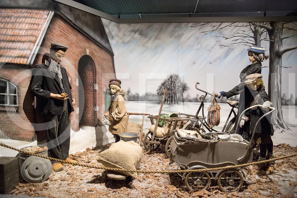 NIJVERDAL - Memory museum.<br /> Foto: Hongerwinter.<br /> FFU PRESS AGENCY COPYRIGHT FRANK UIJLENBROEK
