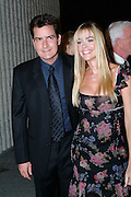 Denise Richards and Charlie Sheen<br />Scary Movie 3 Premiere in Los Angeles<br />AMC Theatres Avco Cinema<br />Los Angeles, CA, USA <br />Monday, October 20, 2003<br />Photo By Celebrityvibe.com/Photovibe.com