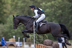 Timm Finja, GER Luebe Sophie, GER, Sweetwaters Ziethen TSF<br /> CCI3* Arville 2020<br /> © Hippo Foto - Dirk Caremans<br /> 23/08/2020