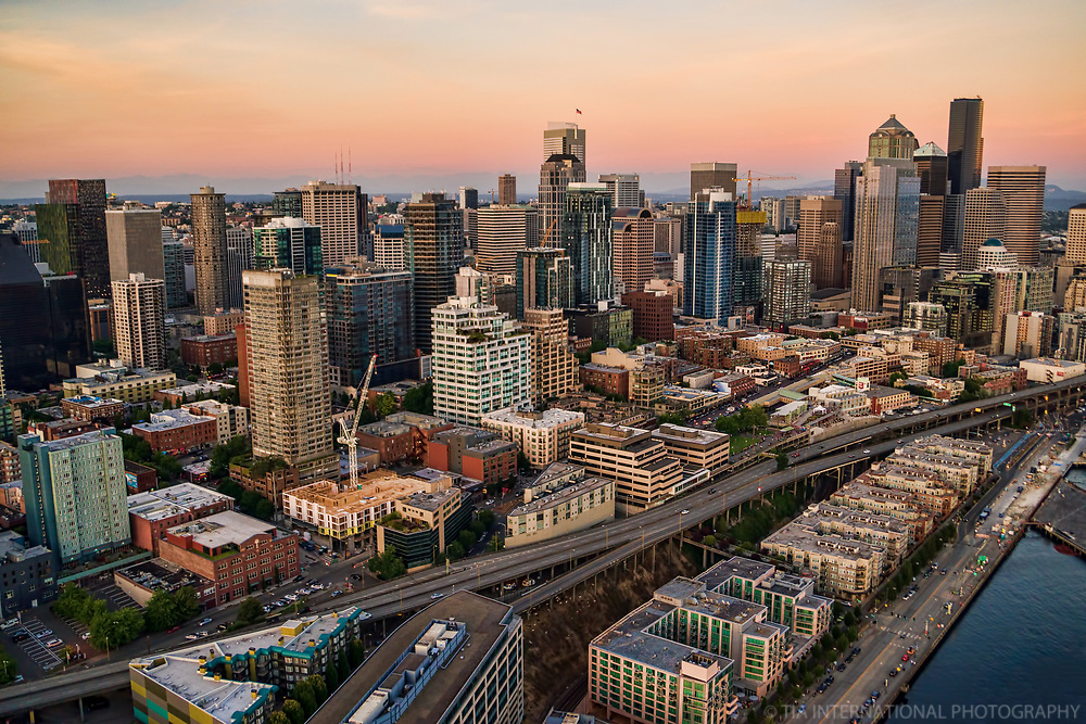 Belltown & Downtown Seattle