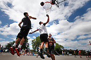 3x3 National Basketball Competition held at the Energy Events Centre, Rotorua, New Zealand.<br /> Copyright photo: Gerhard Egger / www.photosport.nz
