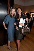 JENNIFER KERSIS; CAROLINE ABENSOUR, Spear's Wealth Management Awards. Christie's, Kind St. London. 14 September 2009.