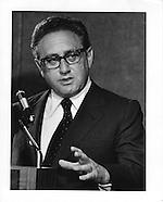Henry Kissinger 1975