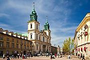 Bazylika Świętego Krzyża w Warszawie, Polska<br /> Holy Cross Church, Warsaw, Poland