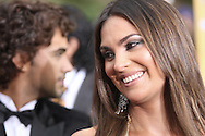 Indian actress Lara Dutta arriving at the International Indian Film Academy Awards (IIFA) ceremony at the Hallam Arena in Sheffield for the annual IIFA awards. The awards were known as the 'Bollywood Oscars' and ran from 7-10th June. They were watched by an estimated global television audience 500 million people.