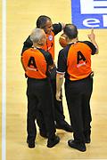 DESCRIZIONE : Campionato 2013/14 Finale GARA 4 Montepaschi Mens Sana Siena - Olimpia EA7 Emporio Armani Milano<br /> GIOCATORE : Lanzarini Chiari Biggi<br /> CATEGORIA : Arbitro Referee<br /> SQUADRA : AIAP<br /> EVENTO : LegaBasket Serie A Beko Playoff 2013/2014<br /> GARA : Montepaschi Mens Sana Siena - Olimpia EA7 Emporio Armani Milano<br /> DATA : 21/06/2014<br /> SPORT : Pallacanestro <br /> AUTORE : Agenzia Ciamillo-Castoria / Luigi Canu<br /> Galleria : LegaBasket Serie A Beko Playoff 2013/2014<br /> Fotonotizia : DESCRIZIONE : Campionato 2013/14 Finale GARA 4 Montepaschi Mens Sana Siena - Olimpia EA7 Emporio Armani Milano<br /> Predefinita :