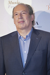 July 3, 2018 - Madrid, Spain - Composer Hans Zimmer attends a press conference at Royal Theatre on July 3, 2018 in Madrid, Spain. (Credit Image: © Oscar Gonzalez/NurPhoto via ZUMA Press)