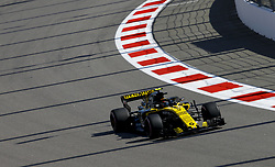 September 29, 2018 - Sochi, Russia - Motorsports: FIA Formula One World Championship 2018, Grand Prix of Russia, .#55 Carlos Sainz jr. (ESP, Renault Sport Formula One Team) (Credit Image: © Hoch Zwei via ZUMA Wire)