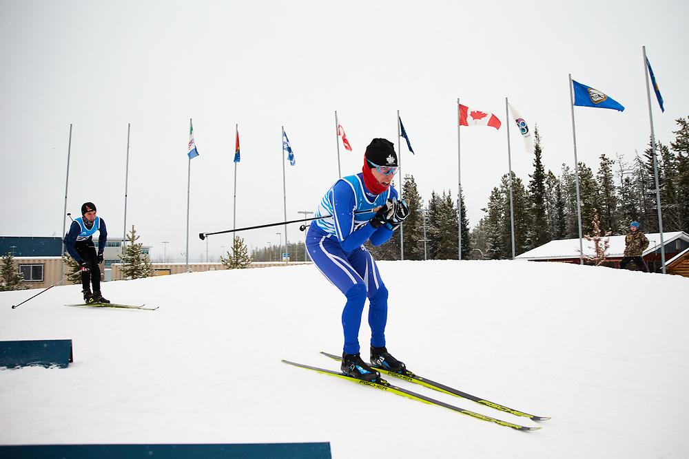 2020 Don Sumanik skate ski race was run on December 5, 2020 at the Mt Mac ski area in Whitehorse, Yukon.