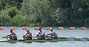 Caversham, Nr Reading, Berkshire.<br /> <br /> GBR M4-, left to right Constantine LOULOUDIS, George NASH, Mohammmed SBIHI and Alex GREGORY, Olympic Rowing Team Announcement morning training before the Press conference at the RRM. Henley.<br /> <br /> Thursday  09.06.2016<br /> <br /> [Mandatory Credit: Peter SPURRIER/Intersport Images] 09.06.2016,