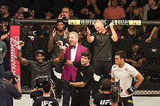 Sao Paulo UFC Fight Night - 29 Oct 2017