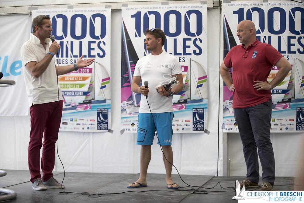 CLass MULTI 50 -Solidaire en peloton ARSEP - VAUCHEL CAMUS Thibaut