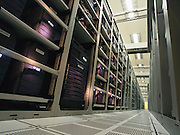 Sun Microsystems, Silicon Valley, California;.Computer server ranch for chip design. (1999).