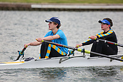 Crew: 458  FAL-TYLER  Falcon Rowing Club  Op J14 2x<br /> <br /> Abingdon Spring Head 2019<br /> <br /> To purchase this photo, or to see pricing information for Prints and Downloads, click the blue 'Add to Cart' button at the top-right of the page.