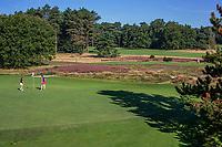 LEUSDEN  -  green hole 6 , Golfclub de Hoge Kleij  COPYRIGHT KOEN SUYK