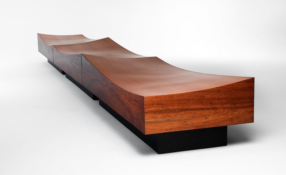 Bench seating by Jam Factory furniture design