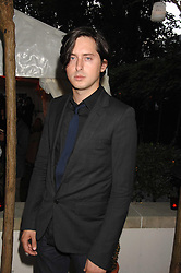 Musician CARL BARAT at a party to celebrate Le Touessrok a luxury resort in Mauritius, held at The Hempel, 31-35 Craven Hill Gardens, London W2 on 12th June 2007.<br /><br />NON EXCLUSIVE - WORLD RIGHTS